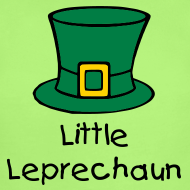Design ~ Little Leprechaun Baby One-Piece