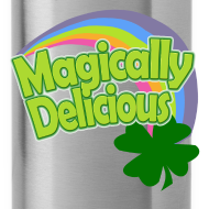 Design ~ Magically Delicious Water Bottle