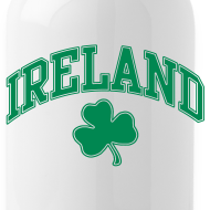 Design ~ Ireland Water Bottle