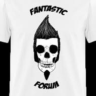 Fantastic Forum - Skull Shirt