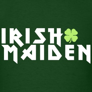 KCCO - Irish Maiden St Patrick's T-Shirts - Men's T-Shirt