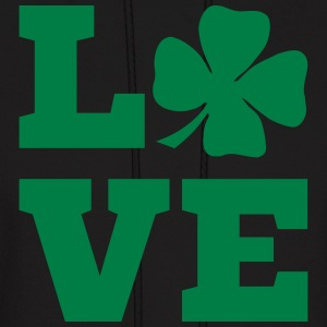 Love Irish Hoodies - Men's Hoodie