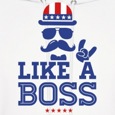 Like a USA America American sir boss t-shirts Hoodies