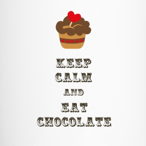 Keep Calm and Eat Chocolate - Travel Mug