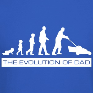 The Evolution of Dad Long Sleeve Shirts - Crewneck Sweatshirt