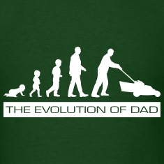 The Evolution of Dad Fathers Day T-Shirts
