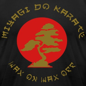 miyagi_do_karate T-Shirts - Men's T-Shirt by American Apparel