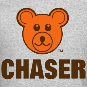 BEAR CHASER Long Sleeve Shirts - Crewneck Sweatshirt