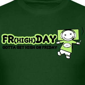FR(high)DAY T-Shirts - Men's T-Shirt