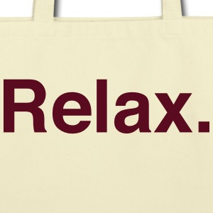 relax Bags  - Eco-Friendly Cotton Tote