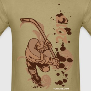 Hockey Swing 2013 T-Shirts - Men's T-Shirt