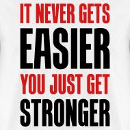 Design ~ it never gets easier - You just get stronger