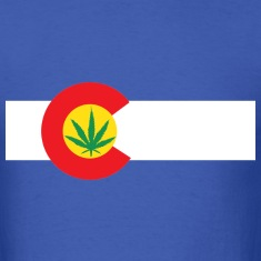 Colorado Marijuana Shirt
