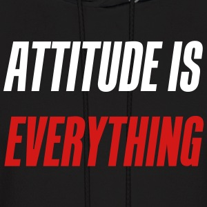 Attitude is everything - Men's Hoodie