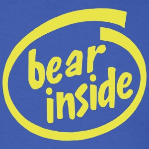 BEAR INSIDE T-Shirts - Men's T-Shirt
