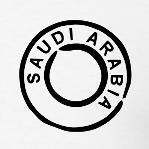Saudi Arabia T-Shirts - Men's T-Shirt