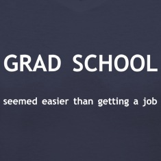 Grad School Women's T-Shirts