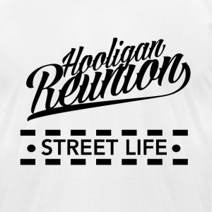 Street Life - Men's T-Shirt by American Apparel