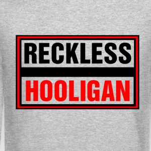 Reckless Hooligan - Crewneck Sweatshirt