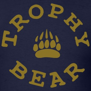 TROPHY BEAR T-Shirts - Men's T-Shirt