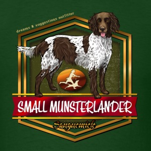 small_munsterlander T-Shirts - Men's T-Shirt