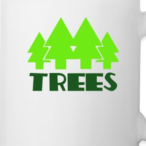 TREES Bottles & Mugs - Coffee/Tea Mug