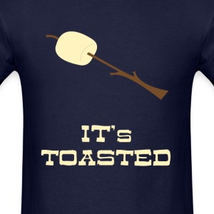 It's Toasted T-Shirts - Men's T-Shirt
