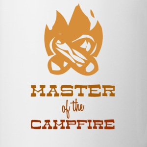 Master of the Campfire Bottles & Mugs - Coffee/Tea Mug