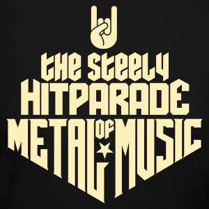 The steely Hitparade of Metal Music (simple) Long Sleeve Shirts - Women's Long Sleeve Jersey T-Shirt