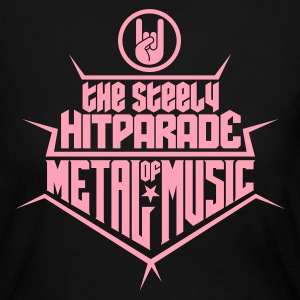 The steely Hitparade of Metal Music 1c Long Sleeve Shirts - Women's Long Sleeve Jersey T-Shirt