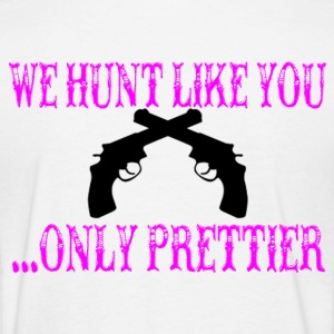 CCG- We Hunt Like You - Women's T-Shirt