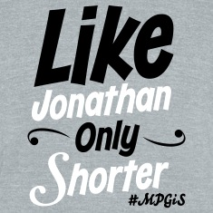 Most Popular Girls in School Like Jonathan T-Shirts