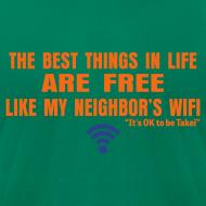 Design ~ George Takei says It's OK to be Takei! with this Men's T