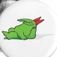 Design ~ Just For Laughs Victor Chilling Out Buttons