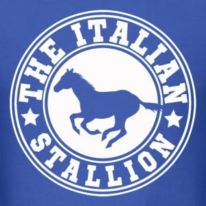 the italian stallion - Men's T-Shirt