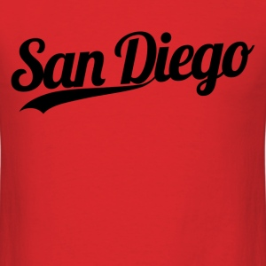 san diego - Men's T-Shirt
