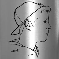 Design ~ Travel Mug Side Portrait