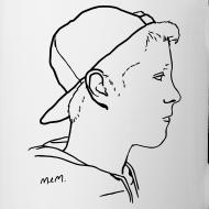 Design ~ Side Portrait Mug