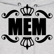 Design ~ Men's Crested Hoodie