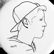 Design ~ Large Buttons Side Portrait