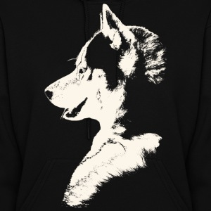 Women's Husky Shirts Siberian Husky Shirts Sled Do - Women's Hoodie