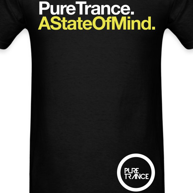 A State Of Mind. (White/Yellow) [Male]