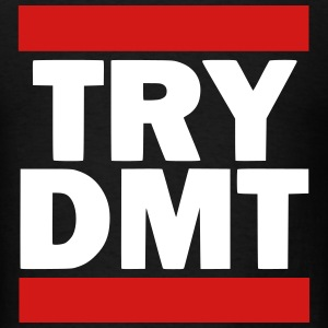 TRY DMT - Men's T-Shirt