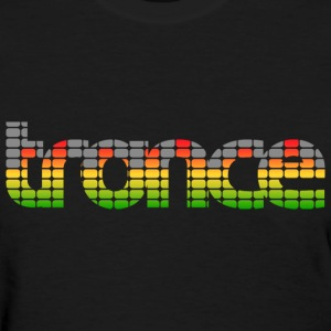 Trance EQ (Mix) Women's T-shirts - Women's T-Shirt