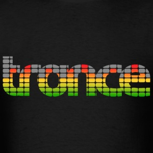 Trance EQ (Mix) Men's T-shirts - Men's T-Shirt