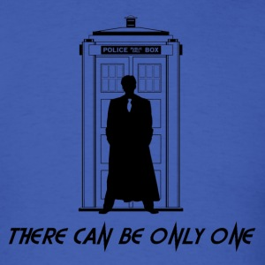 Dr Who Highlander T-Shirts - Men's T-Shirt