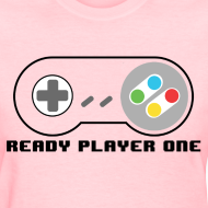 Design ~ Ready Player One