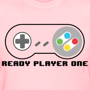 Ready Player One Women's T-Shirts - Women's T-Shirt