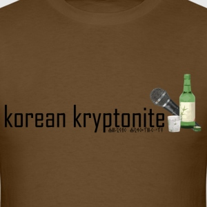Korean Kryptonite - Men's T-Shirt