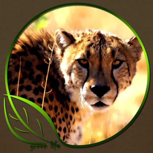 Green Life Series - Cheetah